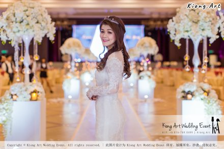 Kiong Art Wedding Event Kuala Lumpur Malaysia Event and Wedding Decoration Company One-stop Wedding Planning Services Wedding Theme Live Band Wedding Photography Videography A03-01