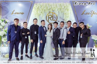 Kiong Art Wedding Event Kuala Lumpur Malaysia Event and Wedding Decoration Company One-stop Wedding Planning Services Wedding Theme Live Band Wedding Photography Videography A03-05