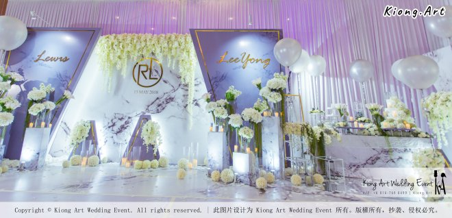 Kiong Art Wedding Event Kuala Lumpur Malaysia Event and Wedding Decoration Company One-stop Wedding Planning Services Wedding Theme Live Band Wedding Photography Videography A03-06