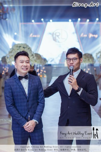 Kiong Art Wedding Event Kuala Lumpur Malaysia Event and Wedding Decoration Company One-stop Wedding Planning Services Wedding Theme Live Band Wedding Photography Videography A03-09