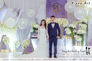 Kiong Art Wedding Event Kuala Lumpur Malaysia Event and Wedding Decoration Company One-stop Wedding Planning Services Wedding Theme Live Band Wedding Photography Videography A03-10