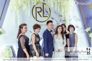 Kiong Art Wedding Event Kuala Lumpur Malaysia Event and Wedding Decoration Company One-stop Wedding Planning Services Wedding Theme Live Band Wedding Photography Videography A03-14
