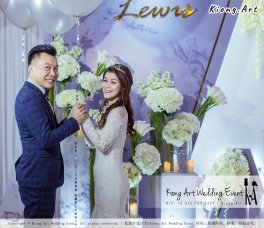Kiong Art Wedding Event Kuala Lumpur Malaysia Event and Wedding Decoration Company One-stop Wedding Planning Services Wedding Theme Live Band Wedding Photography Videography A03-17