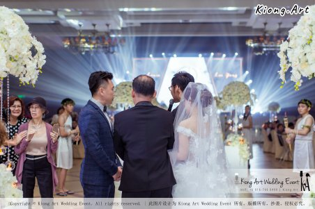 Kiong Art Wedding Event Kuala Lumpur Malaysia Event and Wedding Decoration Company One-stop Wedding Planning Services Wedding Theme Live Band Wedding Photography Videography A03-30