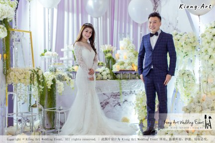 Kiong Art Wedding Event Kuala Lumpur Malaysia Event and Wedding Decoration Company One-stop Wedding Planning Services Wedding Theme Live Band Wedding Photography Videography A03-39