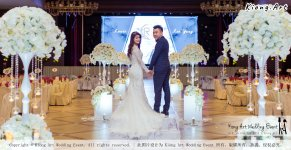 Kiong Art Wedding Event Kuala Lumpur Malaysia Event and Wedding Decoration Company One-stop Wedding Planning Services Wedding Theme Live Band Wedding Photography Videography A03-50