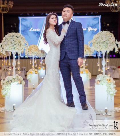 Kiong Art Wedding Event Kuala Lumpur Malaysia Event and Wedding Decoration Company One-stop Wedding Planning Services Wedding Theme Live Band Wedding Photography Videography A03-51