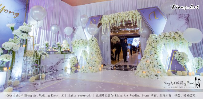 Kiong Art Wedding Event Kuala Lumpur Malaysia Event and Wedding Decoration Company One-stop Wedding Planning Services Wedding Theme Live Band Wedding Photography Videography A03-54