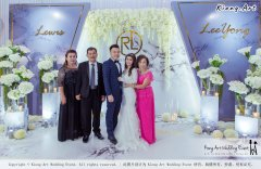 Kiong Art Wedding Event Kuala Lumpur Malaysia Event and Wedding Decoration Company One-stop Wedding Planning Services Wedding Theme Live Band Wedding Photography Videography A03-56