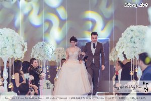 Kiong Art Wedding Event Kuala Lumpur Malaysia Event and Wedding Decoration Company One-stop Wedding Planning Services Wedding Theme Live Band Wedding Photography Videography A03-63
