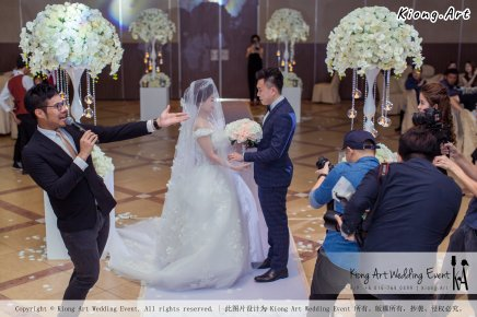 Kiong Art Wedding Event Kuala Lumpur Malaysia Event and Wedding Decoration Company One-stop Wedding Planning Services Wedding Theme Live Band Wedding Photography Videography A03-66