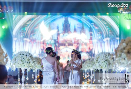 Kiong Art Wedding Event Kuala Lumpur Malaysia Event and Wedding Decoration Company One-stop Wedding Planning Services Wedding Theme Live Band Wedding Photography Videography A03-73