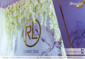 Kiong Art Wedding Event Kuala Lumpur Malaysia Event and Wedding Decoration Company One-stop Wedding Planning Services Wedding Theme Live Band Wedding Photography Videography A03-83