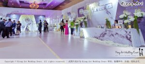 Kiong Art Wedding Event Kuala Lumpur Malaysia Event and Wedding Decoration Company One-stop Wedding Planning Services Wedding Theme Live Band Wedding Photography Videography A03-84