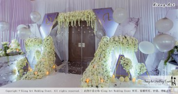 Kiong Art Wedding Event Kuala Lumpur Malaysia Event and Wedding Decoration Company One-stop Wedding Planning Services Wedding Theme Live Band Wedding Photography Videography A03-88