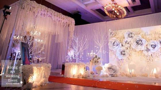 艺术之家一站式婚礼策划 Kiong Art Wedding Event 马来西亚活动布置 和 一站式婚礼策划布置公司 婚礼主题布置婚礼现场 Live Band 婚礼司仪 婚礼摄影 婚礼录影 婚礼策划 婚礼自助餐 开张庆典场地布置 生日宴会布置 A00