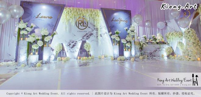 艺术之家一站式婚礼策划 Kiong Art Wedding Event 马来西亚活动布置 和 一站式婚礼策划布置公司 婚礼主题布置婚礼现场 Live Band 婚礼司仪 婚礼摄影 婚礼录影 婚礼策划 婚礼自助餐 开张庆典场地布置 生日宴会布置 A0-08