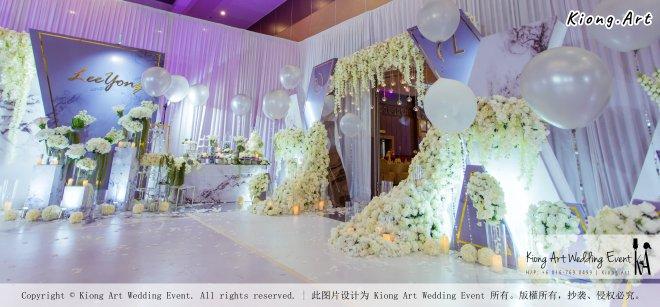 艺术之家一站式婚礼策划 Kiong Art Wedding Event 马来西亚活动布置 和 一站式婚礼策划布置公司 婚礼主题布置婚礼现场 Live Band 婚礼司仪 婚礼摄影 婚礼录影 婚礼策划 婚礼自助餐 开张庆典场地布置 生日宴会布置 A0-55