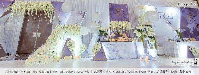 艺术之家一站式婚礼策划 Kiong Art Wedding Event 马来西亚活动布置 和 一站式婚礼策划布置公司 婚礼主题布置婚礼现场 Live Band 婚礼司仪 婚礼摄影 婚礼录影 婚礼策划 婚礼自助餐 开张庆典场地布置 生日宴会布置 A0-68