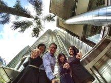 KLCC Kuala Lumpur Malaysia Kuala Lumpur City Centre Selangor Travel Raymond Ong Effye Ang Pinky Ning Estella Oon PETRONAS Twin Towers 马来西亚 吉隆坡 双峰塔 旅游 雪兰莪 A02