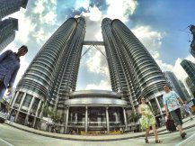 KLCC Kuala Lumpur Malaysia Kuala Lumpur City Centre Selangor Travel Raymond Ong Effye Ang Pinky Ning Estella Oon PETRONAS Twin Towers 马来西亚 吉隆坡 双峰塔 旅游 雪兰莪 A18
