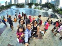 KLCC Kuala Lumpur Malaysia Kuala Lumpur City Centre Selangor Travel Raymond Ong Effye Ang Pinky Ning Estella Oon PETRONAS Twin Towers 马来西亚 吉隆坡 双峰塔 旅游雪兰莪A24