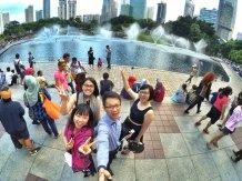 KLCC Kuala Lumpur Malaysia Kuala Lumpur City Centre Selangor Travel Raymond Ong Effye Ang Pinky Ning Estella Oon PETRONAS Twin Towers 马来西亚 吉隆坡 双峰塔 旅游雪兰莪A25