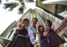 KLCC Kuala Lumpur Malaysia Kuala Lumpur City Centre Selangor Travel Raymond Ong Effye Ang Pinky Ning Estella Oon PETRONAS Twin Towers 马来西亚 吉隆坡 双峰塔 旅游 雪兰莪 A04
