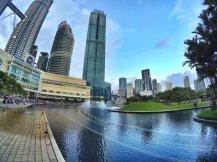 KLCC Kuala Lumpur Malaysia Kuala Lumpur City Centre Selangor Travel Raymond Ong Effye Ang Pinky Ning Estella Oon PETRONAS Twin Towers 马来西亚 吉隆坡 双峰塔 旅游雪兰莪A35