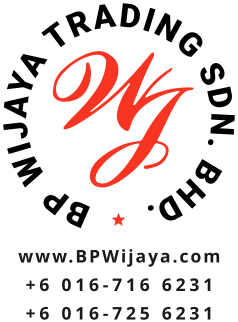 Logo BP Wijaya Trading Sdn Bhd Malaysia Johor Batu Pahat manufacturer of safety fences building materials Hotdip Galvanized Fence Mesh Wire Fence A01