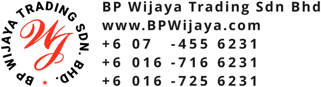 Logo BP Wijaya Trading Sdn Bhd Malaysia Johor Batu Pahat manufacturer of safety fences building materials Hotdip Galvanized Fence Mesh Wire Fence A03