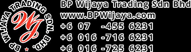 Logo BP Wijaya Trading Sdn Bhd Malaysia Selangor Kuala Lumpur Pengeluar Pagar Keselamatan PagarTaman Bangunan dan Kilang dan Rumah untuk Bandar Pemborong Pagar A03