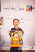 Malaysia Kota Damansara Petaling Jaya Kuala Lumpur Selangor Chinese New Year Charity Coloring Contest World Art House 世界艺术画室 and 1 Utama Shopping JinYeYe Effye Media B006