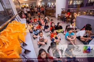 Malaysia Kota Damansara Petaling Jaya Kuala Lumpur Selangor Chinese New Year Charity Coloring Contest World Art House 世界艺术画室 and 1 Utama Shopping JinYeYe Effye Media B016