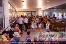Malaysia Kota Damansara Petaling Jaya Kuala Lumpur Selangor Chinese New Year Charity Coloring Contest World Art House 世界艺术画室 and 1 Utama Shopping JinYeYe Effye Media B018