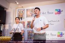 Malaysia Kota Damansara Petaling Jaya Kuala Lumpur Selangor Chinese New Year Charity Coloring Contest World Art House 世界艺术画室 and 1 Utama Shopping JinYeYe Effye Media B020