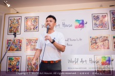 Malaysia Kota Damansara Petaling Jaya Kuala Lumpur Selangor Chinese New Year Charity Coloring Contest World Art House 世界艺术画室 and 1 Utama Shopping JinYeYe Effye Media B027