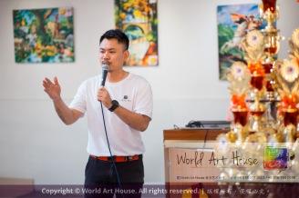 Malaysia Kota Damansara Petaling Jaya Kuala Lumpur Selangor Chinese New Year Charity Coloring Contest World Art House 世界艺术画室 and 1 Utama Shopping JinYeYe Effye Media A014