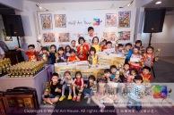 Malaysia Kota Damansara Petaling Jaya Kuala Lumpur Selangor Chinese New Year Charity Coloring Contest World Art House 世界艺术画室 and 1 Utama Shopping JinYeYe Effye Media B072