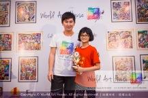 Malaysia Kota Damansara Petaling Jaya Kuala Lumpur Selangor Chinese New Year Charity Coloring Contest World Art House 世界艺术画室 and 1 Utama Shopping JinYeYe Effye Media B088