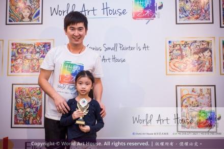 Malaysia Kota Damansara Petaling Jaya Kuala Lumpur Selangor Chinese New Year Charity Coloring Contest World Art House 世界艺术画室 and 1 Utama Shopping JinYeYe Effye Media B091