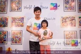 Malaysia Kota Damansara Petaling Jaya Kuala Lumpur Selangor Chinese New Year Charity Coloring Contest World Art House 世界艺术画室 and 1 Utama Shopping JinYeYe Effye Media C002