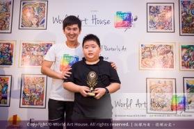 Malaysia Kota Damansara Petaling Jaya Kuala Lumpur Selangor Chinese New Year Charity Coloring Contest World Art House 世界艺术画室 and 1 Utama Shopping JinYeYe Effye Media C011