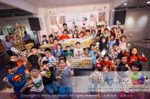 Malaysia Kota Damansara Petaling Jaya Kuala Lumpur Selangor Chinese New Year Charity Coloring Contest World Art House 世界艺术画室 and 1 Utama Shopping JinYeYe Effye Media C030