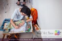 Malaysia Kota Damansara Petaling Jaya Kuala Lumpur Selangor Chinese New Year Charity Coloring Contest World Art House 世界艺术画室 and 1 Utama Shopping JinYeYe Effye Media C080