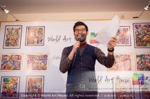 Malaysia Kota Damansara Petaling Jaya Kuala Lumpur Selangor Chinese New Year Charity Coloring Contest World Art House 世界艺术画室 and 1 Utama Shopping JinYeYe Effye Media D011