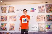 Malaysia Kota Damansara Petaling Jaya Kuala Lumpur Selangor Chinese New Year Charity Coloring Contest World Art House 世界艺术画室 and 1 Utama Shopping JinYeYe Effye Media D018