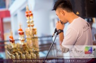 Malaysia Kota Damansara Petaling Jaya Kuala Lumpur Selangor Chinese New Year Charity Coloring Contest World Art House 世界艺术画室 and 1 Utama Shopping JinYeYe Effye Media A049