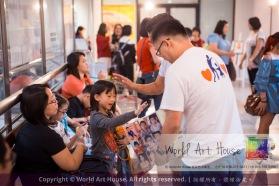 Malaysia Kota Damansara Petaling Jaya Kuala Lumpur Selangor Chinese New Year Charity Coloring Contest World Art House 世界艺术画室 and 1 Utama Shopping JinYeYe Effye Media A067