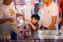 Malaysia Kota Damansara Petaling Jaya Kuala Lumpur Selangor Chinese New Year Charity Coloring Contest World Art House 世界艺术画室 and 1 Utama Shopping JinYeYe Effye Media A068
